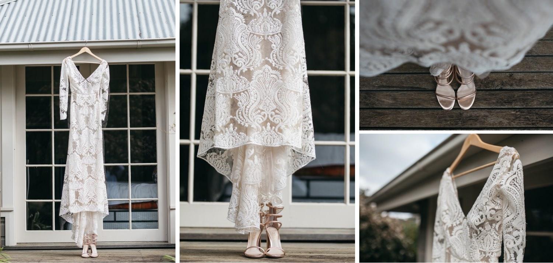 Wedding dress Bendooley Berrima