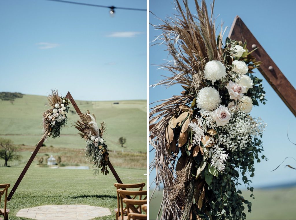 Seacliff House Wedding Ceremony Details Gerringong