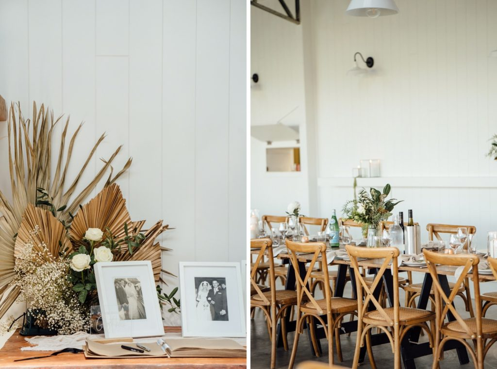 Seacliff House Wedding Reception